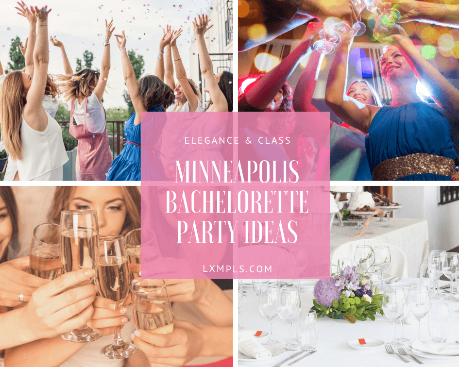 Minneapolis Bachelorette Party Ideas